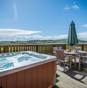 Barn Lodge With Hot Tub Near Cupar, Fife photos Exterior