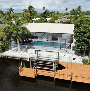 Matlacha Isles Private Waterfront Pool Home photos Exterior