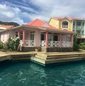 Pink House - Right On The Water - Rodney Bay, Saint Lucia photos Exterior
