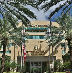 Intercontinental At Doral Miami, An Ihg Hotel photos Exterior