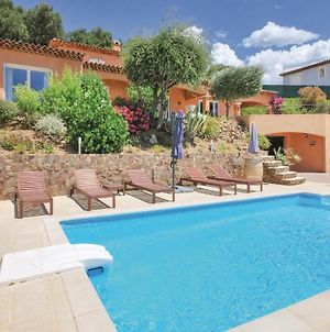 Three-Bedroom Holiday Home In La Londe Les Maures photos Exterior