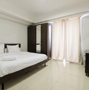 1Br With City View @ The Mansion Kemayoran Apartment By Travelio photos Exterior