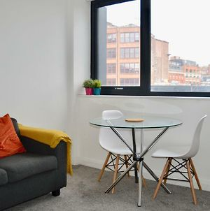 Spacious Studio Apartment In Manchester Centre photos Exterior