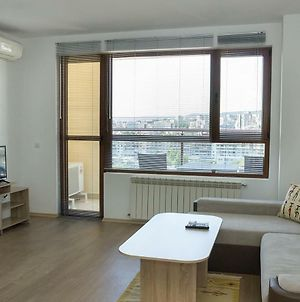 The Sky View - Studio With Amazing View Over Varna photos Exterior