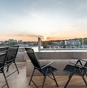 New Penthouse With Large Terrace photos Exterior