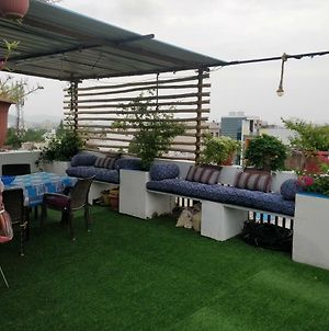 The Blue House Studio Apartment W/ Access To Rooftop Terrace photos Exterior