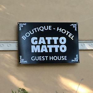Boutique Hotel Gatto Matto photos Exterior