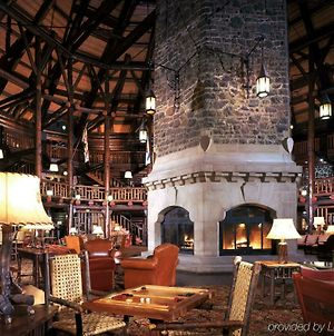 Fairmont Le Chateau Montebello photos Restaurant