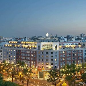 Intercontinental Madrid, An Ihg Hotel photos Exterior