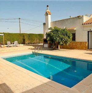 Arenales Great Home With Ac, Pool And Barbecue photos Exterior