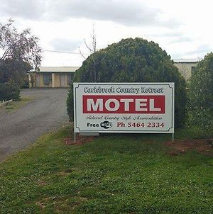 Carisbrook Country Retreat Motel photos Exterior