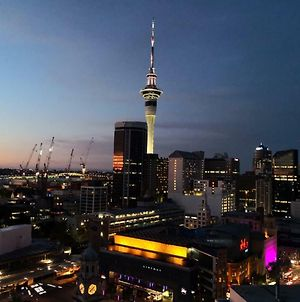 Apartment With Brilliant Views In Auckland Cbd photos Exterior