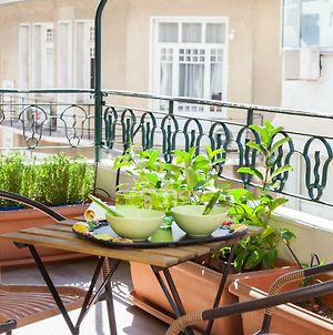 Stylish Penthouse In Athens Downtown photos Exterior