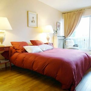 Chic Studio Apartment In Paris With Garden View - Near Eiffel Tower, M photos Exterior