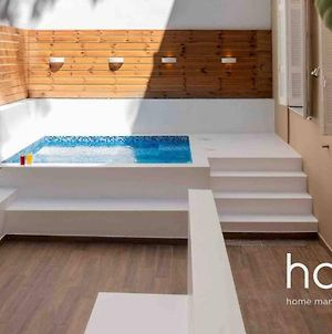 Nemeseos Ground Floor Homm Apartment With Roof Garden And Pool photos Exterior