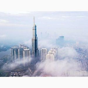 Amazing Pearly Condo In World 8Th Highest Building- Landmark 81 photos Exterior