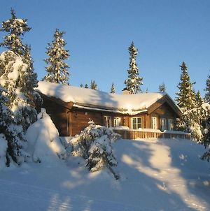 Four Bedroom Holiday Home In Sjusjoen photos Exterior