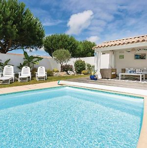 Bungalow With 3 Bedrooms In Saint Jean De Monts With Pool Access And photos Exterior