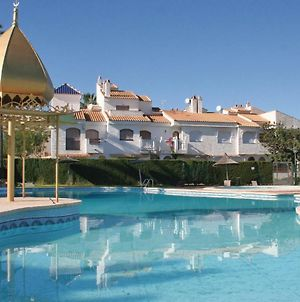 Three-Bedroom Holiday Home Santa Pola With An Outdoor Swimming Pool 01 photos Exterior