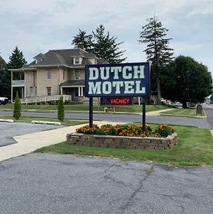 Dutch Motel Palmyra photos Exterior