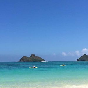 Lovely Relaxing Lanikai Studio, Legal Vacation Rental photos Exterior