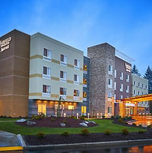 Fairfield Inn & Suites By Marriott Grand Mound Centralia photos Exterior