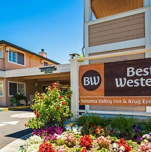Best Western Sonoma Valley Inn & Krug Event Center photos Exterior