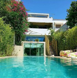 Athens Beachfront Luxury Villa photos Exterior