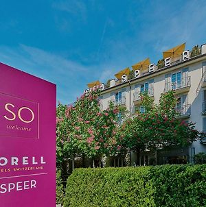 Sorell Hotel Speer photos Exterior
