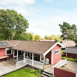Three-Bedroom Holiday Home In Orsted 4 photos Exterior