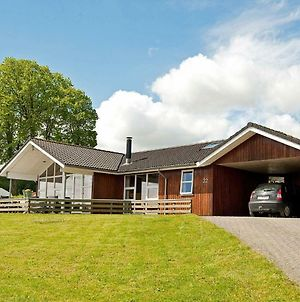 Four Bedroom Holiday Home In Sjolund 1 photos Exterior