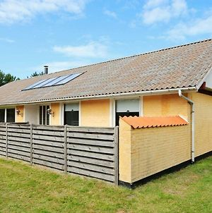 Three-Bedroom Holiday Home In Bindslev 6 photos Exterior