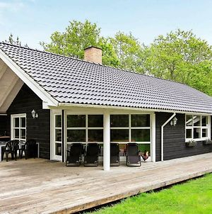 Three-Bedroom Holiday Home In Norre Nebel 4 photos Exterior