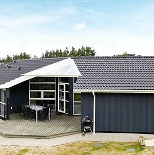 Four-Bedroom Holiday Home In Henne 6 photos Exterior
