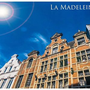 Madeleine Budget Rooms Grand Place photos Exterior