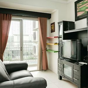 The Convenient 2Br Apartment At Jakarta Residence photos Exterior