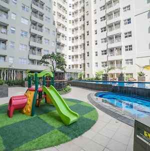 Quiet 2Br Apartment @ Parahyangan Residence Apartement With Mountain View By Travelio photos Exterior