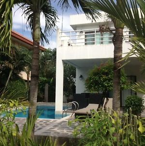 Mae Phim -Beachfront Living In A Villa With A Private Pool ! photos Exterior