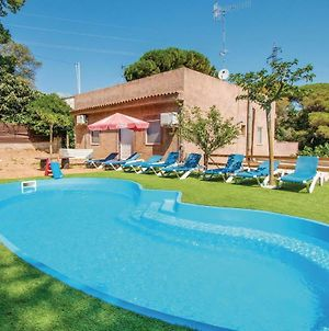 Beautiful Home In Snt.Genis De Palafolls W/ Outdoor Swimming Pool, Wifi And 4 Bedrooms photos Exterior