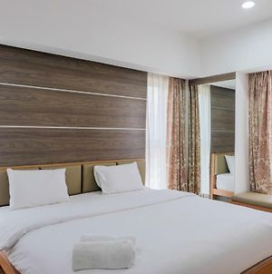 Homey 2Br Apartment At Serpong M-Town Signature By Travelio photos Exterior