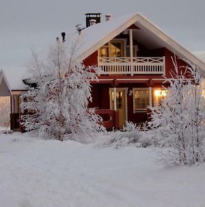 Lovely Cottage By Ounasjoki photos Exterior
