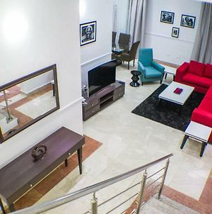 Embellished 3 Bedroom Apartment In Victoria Island photos Exterior