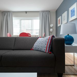 Colorful 1Br In Downtown Mtl By Sonder photos Exterior
