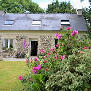 1 Of 2 Country Holiday Home At St Emilion Braz, Carhaix 10 Minutes photos Exterior