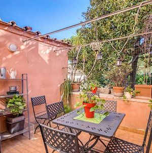 Romantic Trastevere Fienaroli Whit Lovely Terrace photos Exterior