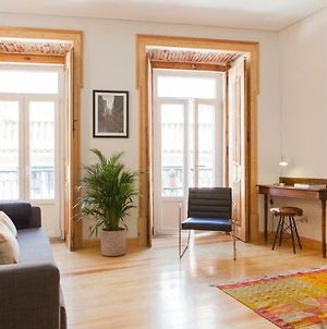 Charming Flat With Balconies Central Chiado District 2 Bedrooms & Ac 19Th Century Building photos Exterior