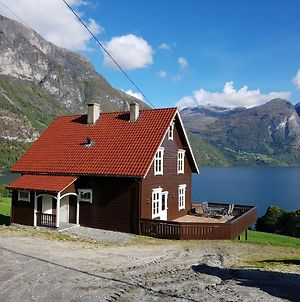 Charming Timber House In Stryn, Norway photos Exterior