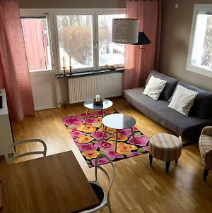 Entire Modern Home In Stockholm Kista - Suitable For Six People photos Exterior