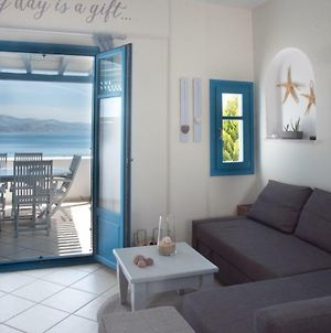 Just Blue With Amazing Sea Views In Piso Livadi photos Exterior