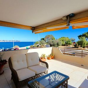 Apartment In Calpe With 3 Bedrooms And 2 Bathrooms. photos Exterior